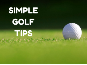 Get In The Swing Of Things And Learn These Amazing Golf Tips!