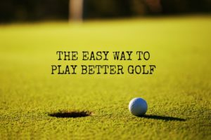 Golf Swing Tips - Learn Simple Ways To Swing A Golf Club And Lower Your Score